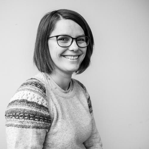 Portrait de Claire Pelgrims