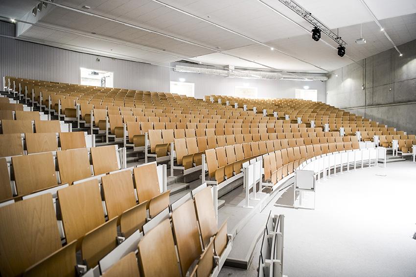bâtiment W - campus Erasme