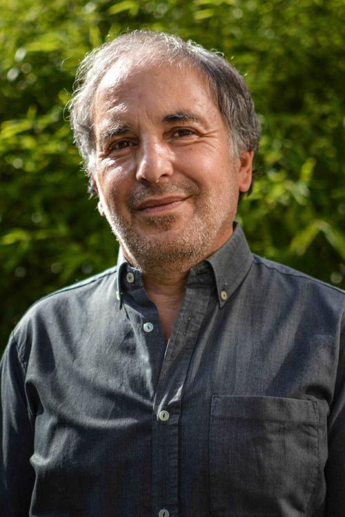 Portrait de Edwin Zaccai