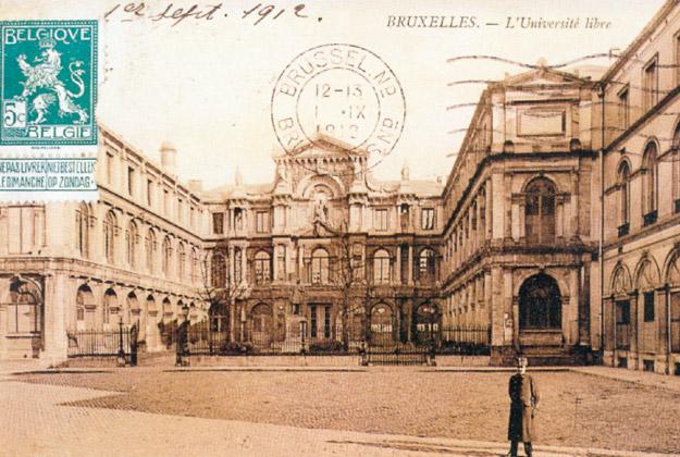 L'ancien Palais Granvelle, situé rue des Sols et rue de l'Impératrice, au centre ville, constitua le siège principal de l'Université entre 1842 et 1928.