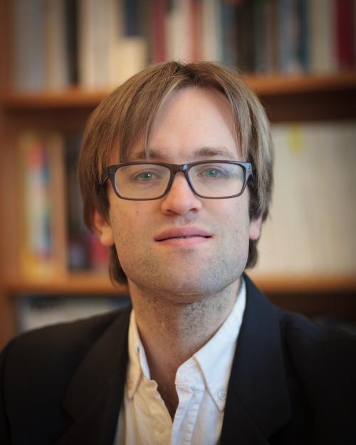 Portrait de Guillaume Grignard