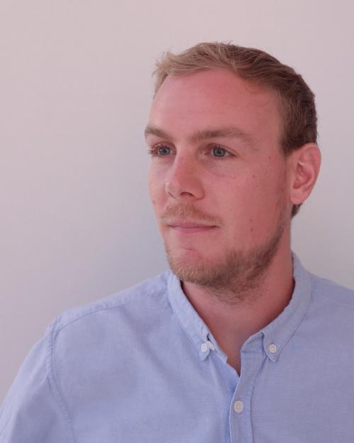 Portrait de Tristan Dissaux