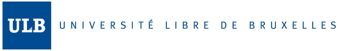 Logo ULB ligne droite