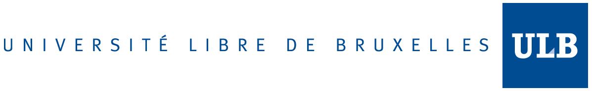 Logo ULB ligne gauche