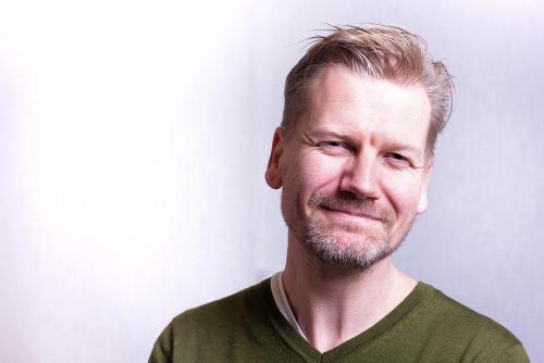 Portrait de Christophe Wasinski